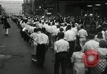 Image of Union workers rally Toledo Ohio USA, 1934, second 16 stock footage video 65675030588