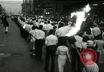 Image of Union workers rally Toledo Ohio USA, 1934, second 17 stock footage video 65675030588