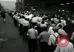 Image of Union workers rally Toledo Ohio USA, 1934, second 20 stock footage video 65675030588