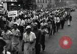 Image of Union workers rally Toledo Ohio USA, 1934, second 24 stock footage video 65675030588