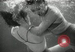 Image of aquatic dance Paris France, 1934, second 38 stock footage video 65675030590