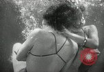 Image of aquatic dance Paris France, 1934, second 39 stock footage video 65675030590