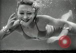 Image of aquatic dance Paris France, 1934, second 49 stock footage video 65675030590