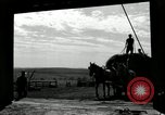 Image of Truck loaded with hay Saint Clairsville Ohio USA, 1940, second 56 stock footage video 65675030604