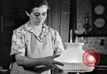 Image of farm family in evening Saint Clairsville Ohio USA, 1940, second 38 stock footage video 65675030605