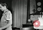 Image of farm family in evening Saint Clairsville Ohio USA, 1940, second 45 stock footage video 65675030605