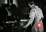 Image of farm family in evening Saint Clairsville Ohio USA, 1940, second 48 stock footage video 65675030605