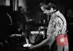 Image of farm family in evening Saint Clairsville Ohio USA, 1940, second 53 stock footage video 65675030605