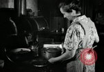 Image of farm family in evening Saint Clairsville Ohio USA, 1940, second 54 stock footage video 65675030605