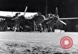 Image of P-38 plane propeller assembly Australia, 1942, second 2 stock footage video 65675030614