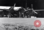 Image of P-38 plane propeller assembly Australia, 1942, second 5 stock footage video 65675030614