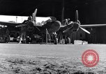 Image of P-38 plane propeller assembly Australia, 1942, second 7 stock footage video 65675030614