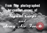 Image of B-24 Liberator aircraft on bombing run Germany, 1945, second 24 stock footage video 65675030615