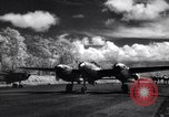 Image of P-38 planes of 80th fighter squadron in operation Pacific Theater, 1944, second 45 stock footage video 65675030620
