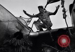 Image of Native tribesmen with P-38 planes New Guinea, 1944, second 12 stock footage video 65675030622