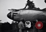 Image of Native tribesmen with P-38 planes New Guinea, 1944, second 18 stock footage video 65675030622