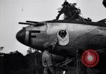 Image of Native tribesmen with P-38 planes New Guinea, 1944, second 23 stock footage video 65675030622
