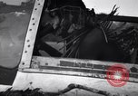 Image of Native tribesmen with P-38 planes New Guinea, 1944, second 32 stock footage video 65675030622