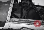 Image of Native tribesmen with P-38 planes New Guinea, 1944, second 37 stock footage video 65675030622