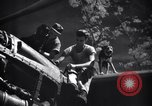 Image of Mechanics of  80th Fighter Squadron work on a P-38 New Guinea, 1944, second 21 stock footage video 65675030624