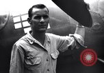 Image of P-38s of 80th Fighter Squadron, 8th Fighter Group New Guinea, 1944, second 32 stock footage video 65675030625