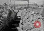 Image of Rocket launch facilities Peenemunde Germany, 1943, second 37 stock footage video 65675030640