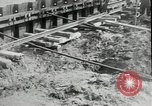 Image of Rocket launch facilities Peenemunde Germany, 1943, second 54 stock footage video 65675030640