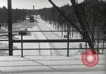 Image of Snow removal at rocket facility Peenemunde Germany, 1943, second 12 stock footage video 65675030646