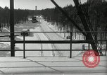 Image of Snow removal at rocket facility Peenemunde Germany, 1943, second 13 stock footage video 65675030646