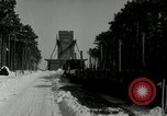 Image of Snow removal at rocket facility Peenemunde Germany, 1943, second 20 stock footage video 65675030646