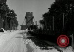 Image of Snow removal at rocket facility Peenemunde Germany, 1943, second 21 stock footage video 65675030646