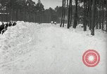 Image of Snow removal at rocket facility Peenemunde Germany, 1943, second 35 stock footage video 65675030646