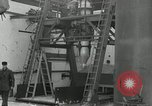 Image of Snow removal at rocket facility Peenemunde Germany, 1943, second 51 stock footage video 65675030646