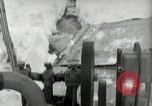 Image of Snow removal at rocket facility Peenemunde Germany, 1943, second 56 stock footage video 65675030646