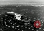 Image of Rocket launch test center Peenemunde Germany, 1943, second 54 stock footage video 65675030647
