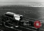 Image of Rocket launch test center Peenemunde Germany, 1943, second 55 stock footage video 65675030647