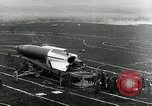 Image of Rocket launch test center Peenemunde Germany, 1943, second 56 stock footage video 65675030647
