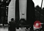 Image of Test rocket launch Peenemunde Germany, 1943, second 19 stock footage video 65675030649