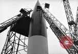 Image of Test rocket launch Peenemunde Germany, 1943, second 34 stock footage video 65675030649