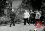 Image of Truman Stalin and Attlee Potsdam Germany, 1945, second 9 stock footage video 65675030652