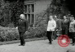 Image of Truman Stalin and Attlee Potsdam Germany, 1945, second 10 stock footage video 65675030652