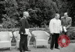 Image of Truman Stalin and Attlee Potsdam Germany, 1945, second 17 stock footage video 65675030652