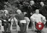 Image of Truman Stalin and Attlee Potsdam Germany, 1945, second 35 stock footage video 65675030652