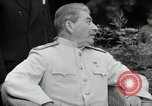 Image of Truman Stalin and Attlee Potsdam Germany, 1945, second 44 stock footage video 65675030652