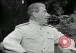 Image of Truman Stalin and Attlee Potsdam Germany, 1945, second 45 stock footage video 65675030652