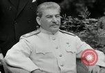 Image of Truman Stalin and Attlee Potsdam Germany, 1945, second 47 stock footage video 65675030652