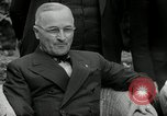 Image of Truman Stalin and Attlee Potsdam Germany, 1945, second 49 stock footage video 65675030652
