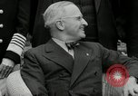 Image of Truman Stalin and Attlee Potsdam Germany, 1945, second 51 stock footage video 65675030652
