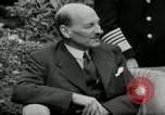 Image of Truman Stalin and Attlee Potsdam Germany, 1945, second 57 stock footage video 65675030652