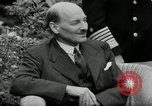 Image of Truman Stalin and Attlee Potsdam Germany, 1945, second 58 stock footage video 65675030652